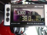 Z1000Mk�デジタルメーターセンサー入荷取付け (7)