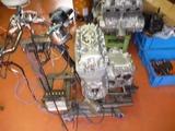 レーサーエンジンファイヤリング準備 (1)