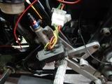 半袖一家Y様CB400F発電、充電チェック (11)
