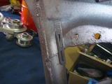 17号機フレーム修理完了 (2)