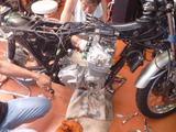 まっきーレーサーエンジン搭載 (3)