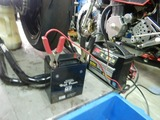 23号機バッテリー充電 (1)