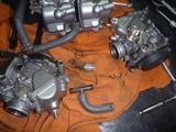 CB400SFキャブフルOH (2)