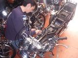 CB400SFキャブフルOH (1)