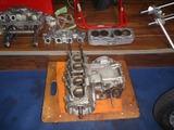 18号機用エンジン整備開始 (6)