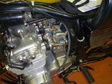 エンジン不調で緊急入庫 (2)