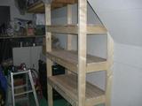 収納棚製作 (2)