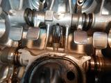 大阪T様CB400Fマッスル号オイル漏れ修理210719 (2)