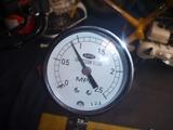 18号機実圧縮圧力チェック (3)