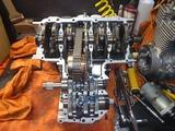 CP1号レーサークロスミッション組込み (6)