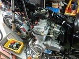 沖縄A様CB400エンジン手直し210813 (1)