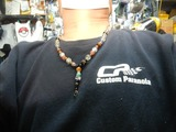 パワーストーン天然石ネックレスのお守り製作201218 (3)