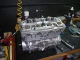 1号機エンジン組立て111006秋 (2)