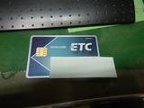 焼失したETCカード再発行