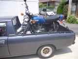 GS400予備車検 (1)
