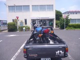 GS400予備車検 (2)