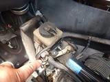 BMWタイヤ交換、ブレーキ調整 (1)