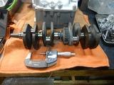 CB400F20号機クランクメタル測定210103 (2)