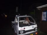 息子とジャンク屋まで深夜ドライブ (1)