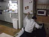冷蔵庫リコール中