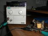 電気の実験 (3)