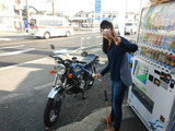 徳島絶版バイクミーティング準備 (3)
