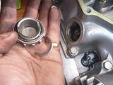 160311CP1号レーサーエンジンOHタペットキャップ (2)