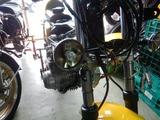 旧CP1号レーサー改め24号機メーター周り仕上げ (3)