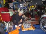 ベホリレーサー号エンジンブロー破損チェック (11)