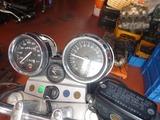 CB400SFエンジン始動20130107 (4)