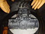 闇を抱えたエンジン再生計画下拵え二日目 (1)