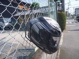 銀ちゃんサーキット用ヘルメットホルダー再製作