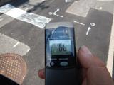 180720今日の路面温度