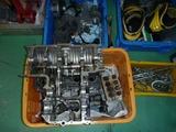 オールドタイムフォアエンジン整備再開 (2)