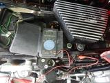 半袖一家Y様CB400Fバッテリー交換210213 (3)