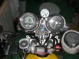 電圧計取付け (2)