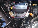 インテリア号車検整備 (2)