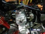 CB400F半袖一家Y様エンジン仕上げ210502 (5)