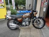 京都H様CB550Four継続車検210625 (2)