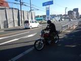 21号機改めGTK号試運転 (1)