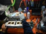 20号機用エンジン部品交換と測定 (5)