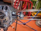 カスタムモンキーエンジン組立て (2)