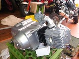 M型モンキーエンジン組立て (12)