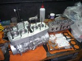 398改458エンジン組立て搭載 (3)