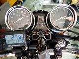 沖縄A様CB400クラッチスイッチチェック210823 (5)
