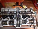 CB1100R IN側シム調整