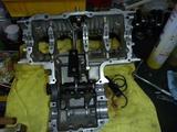 オールドタイムフォアエンジン組立て開始