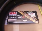 CPレーサー用タイヤ、ドライブチェーン入荷 (2)