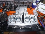 ベホリレーサーエンジン復旧作業 (8)