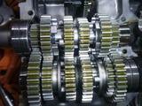 まっきーレーサー号エンジン分解 (4)